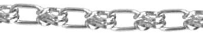 COOPER HAND TOOLS CAMPBELL-741024-1/0 BK LOCK LINK SINGLELOOP CHAIN [Misc.]