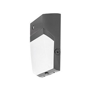 Wallpack Rab (Rab WPTLED25/D10/PC2 Wall Box Mount Wallpack 25 Watt 120 - 277 Volt Polyester Bronze Powder Coated)