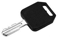 Replacement Key for 140401 Craftsman, 725-1745, 925-1745 MTD, 327350 Murray, More