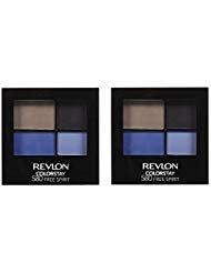 Revlon ColorStay 16 Hour Eye Shadow Quad, Free Spirit, .16 o