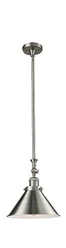 - Innovations Lighting 206-SN-M10 One Light Mini Pendant