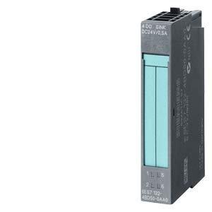 SIEMENS 6ES7132-4HB12-0AB0 ET200S, EL-MOD, 2RO, DC48V/AC230V, 5A, 5PC