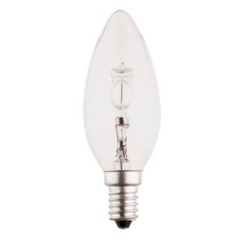 Ex-Pro Halogen Bulb lamp candle E14 28w 370 Lumen 2800K [Warm White] - Pack of 5