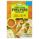 ASDA Lemon & Herb Piri Piri Pitta Meal Kit 395g