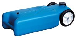 - RV Trailer Tote-Along Portable Holding Tank 22 Gal. -Kit H&H ENGINEERING 11104