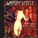 The Marriage Of Heaven And Hell: Part One By Virgin Steele (2001-08-13)