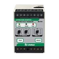 Industrial Relays Ground Fault Universal Monitor ()