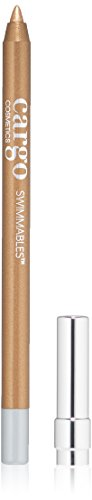 Image of Cargo Cosmetics - Swimmables eyeliner pencil, Longwear, Water Resistant, Smudge-Proof, Dorado Beach