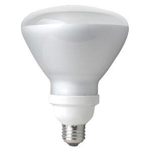 R40 Compact 23w - TCP 804023 - 23 Watt Compact Fluorescent R40 Flood Light Bulb, 2700K