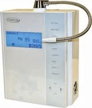 Chanson Miracle M.A.X. Water Ionizer Whitish FINISH