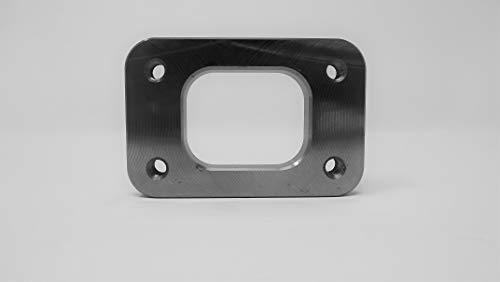 - FID-Turbo Undivided T25 Turbo Inlet Flange - Mild Steel