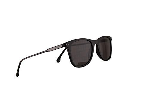 Carrera 197/S Sunglasses Matte Black w/Grey Blue Lens 51mm 003IR CA197/S 197S