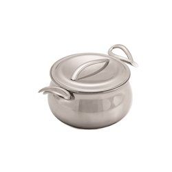 Nambè MT0565 CookServ Sauce Pan with Lid by Nambè