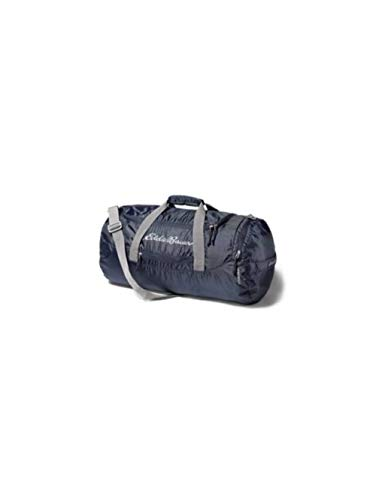 Eddie Bauer Unisex-Adult Stowaway Packable 45L Duffel, Navy Regular ONESZE