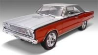 Revell '67 Dodge R/T 2'n1 1/25 scale for sale  Delivered anywhere in USA