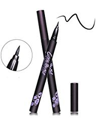 Liquid Eyeliner with New Design, Waterproof Sweat Resist, Perfect Precise Lines,Non-Core High Sealing(2 pack)