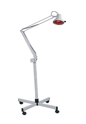 Single Infrared Red Light Therapy, Heat Therapy Including Bulb and