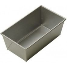 Focus Foodservice Open Top Bread Pan, 9 x 4.5 inch -- 12 per case. by Focus Foodservice