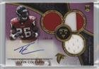 Tevin Coleman #28/70 (Football Card) 2015 Topps Triple Threads - [Base] - Purple #126