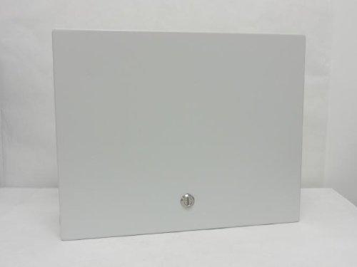 500 mm x 400 mm x 200 mm Hoffman ECL504020 COMLINE Enclosure Aluminum Gray
