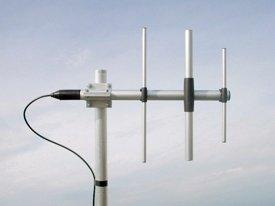 Yagi Uhf (Sirio WY400-3N UHF 400-470 MHz Base Station 3 Element Yagi Antenna)