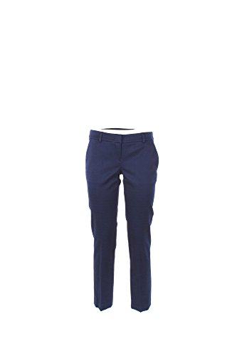 Pantalone Donna Hanita 48 Blu H.p187eq.1661 Primavera Estate 2017