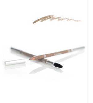 (LeClerc Eyebrow Pencil+Brush #01 Blond - 1.18)