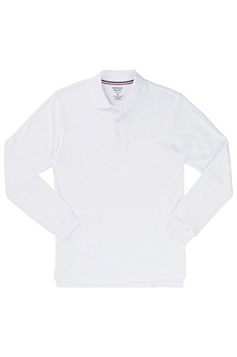french-toast-boys-long-sleeve-interlock-polo-white-medium-10-12-husky