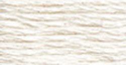 Bulk Buy: DMC Thread Pearl Cotton Skeins Size 3 16.4 Yards White 115 3-BLANC (12-Pack)