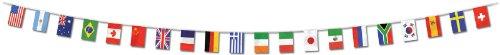 International Flag Banner Case Pack 60 by DDI