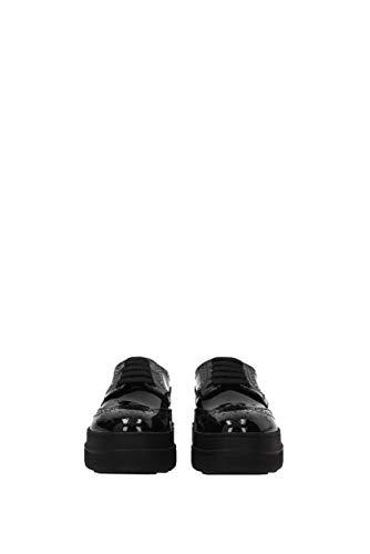 Prada Eu Vernice Donna 1e522ivernice Sneakers Nero rqFPwr