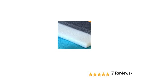 befd08d24f2 Espuma poliuretano blanca en plancha  Amazon.es  Hogar