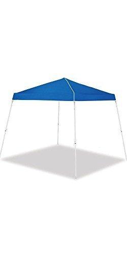 Amazon com : Z-Shade 10' x 10' Horizon Angled Leg Canopy by