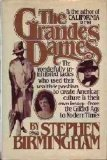 The Grandes Dames, Stephen Birmingham, 0671255851
