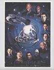 Deep Space Nine Crew #1672/1,900 (Trading Card) 2006 Rittenhouse Star Trek: Celebrating 40 Years - Case Topper...