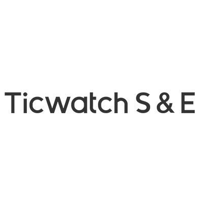 Mobvoi TicWatch S2/E2, Wear OS by Google Classic smartwatch, IP68 Sweat and Waterproof, Google Play, Compatible with iPhone and Android