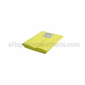 Shop-Vac 9194600 25 Gallon Collection Bag - Yellow