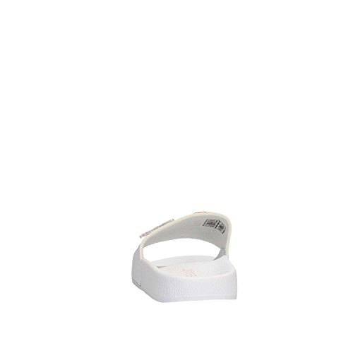 Ciabatta 0123 L The Brand Donna White Bianco IFqZ6R