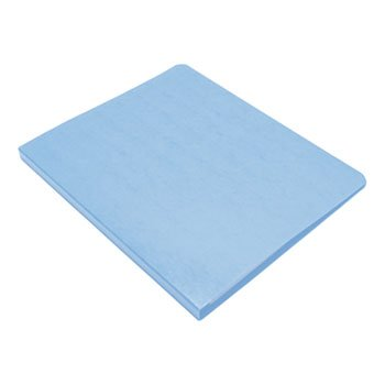 ''Presstex Grip Binder, 5/8'''' Cap, Light Blue''