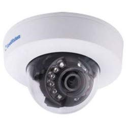 GEOVISION | 84-EFD1100-0010 GV-EFD1100 Series Low Lux WDR IR Mini Fixed IP Dome Camera, 1/3 Inch Progressive Scan Low Lux CMOS, 1.3 MP, 2.8 mm, Fixed Focus, Fixed Iris Lens