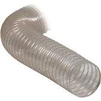 Tubo de aspiración transparente - diámetro: 100mm
