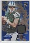 Bryce Petty #35/99 (Football Card) 2015 Panini Certified - Scorching Swatches - Mirror Blue #SS-BP