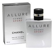 (C H A N E L ALLURE HOMME SPORT EDT Spray 1.7 Oz. (50 ml) BRAND NEW IN BOX )