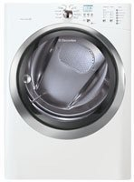 Electrolux  EIMGD55IIW 8.0 Cu.Ft. Gas Front Load Dryer with IQ-Touch™ Controls Featuring Perfect Steam™,  Island White