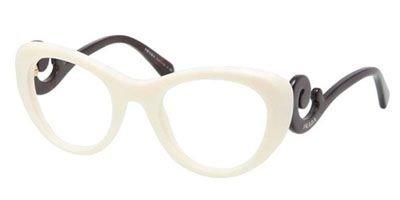 Prada PR06QV Eyeglasses-7S3/1O1 - 49mm Prada Sunglasses