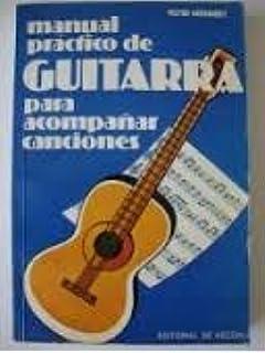 Manual práctico de guitarra para acompañar canciones