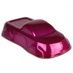 SpectraCoat Candy Raspberry Powder Coating Paint