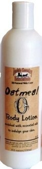 All Natural, Handmade, Oatmeal Lotion by Amish Country Essentials. 2oz