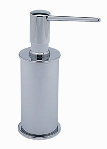 Soap Dispenser by Rohl - SD550A in Satin Nickel by Rohl de Lux