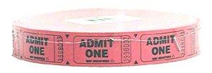 red admit one tickets - 7